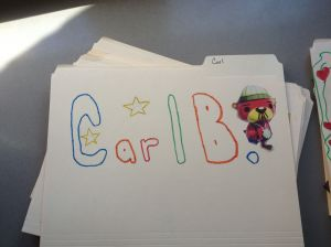 Carl B Journal