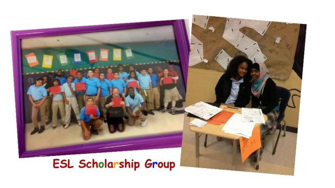 ESL Scholarship Group