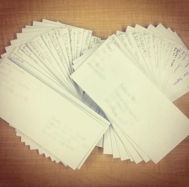 penpal letters