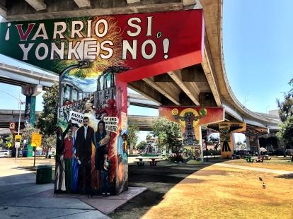 Varrio Si, Yonkes No!