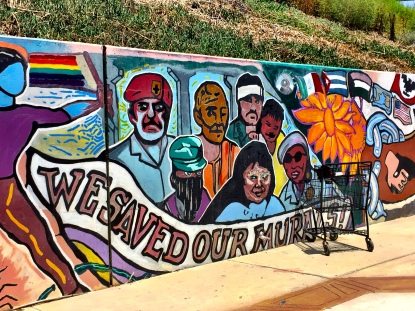 We Saved Our Murals