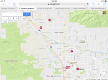Tucson Stops