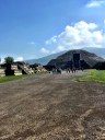 The Moon Pyramid, Teotihuacan