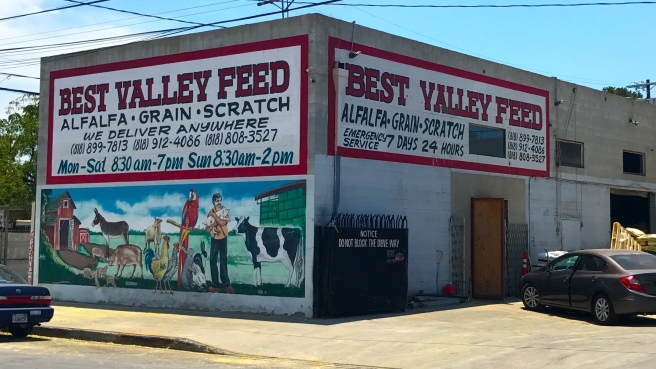 Valley feed