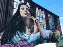 Right panel of La Vecindad (Levi Ponce and Javier Martinez )